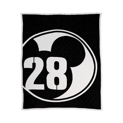 28 Varsity Knit Throw, Mickey's Ears ,  , large
