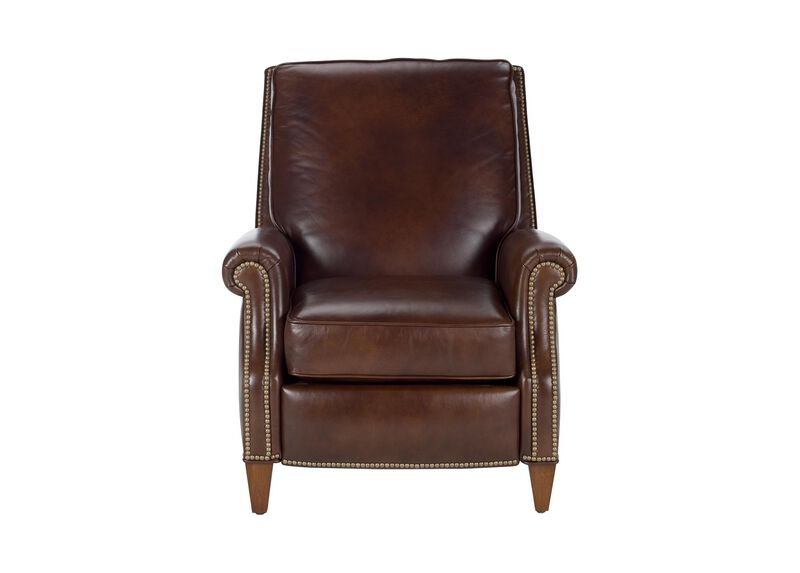 Colburn Leather Recliner, Omni/Brown ,  , large_gray