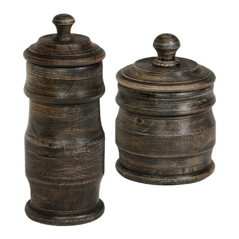 Dana Black Canisters ,  , large