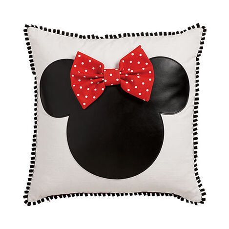 Minnie Mouse Icon Pillow ,  , large