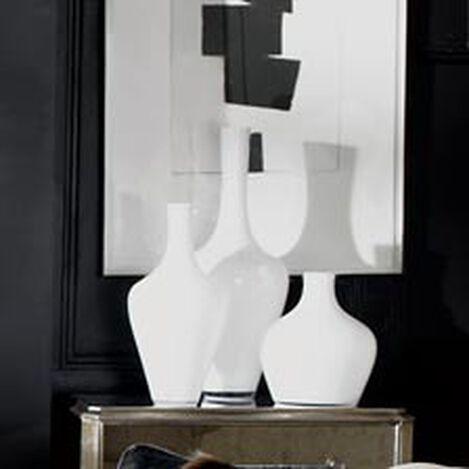 Large Milk Glass Vase ,  , hover_image
