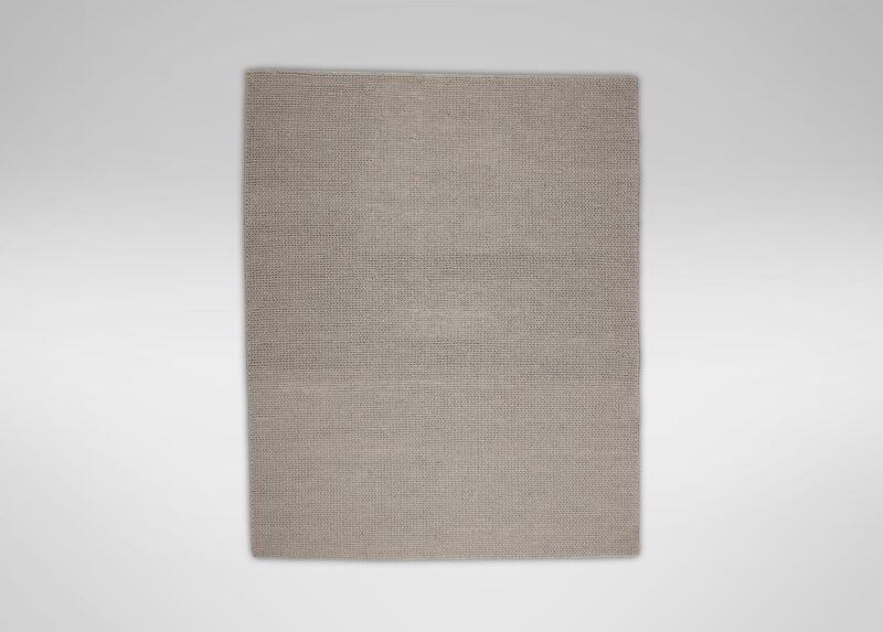 Braided Choti Rug, Silver ,  , large_gray