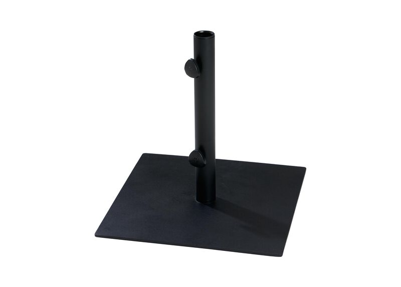 Square Steel Umbrella Stand ,  , large_gray