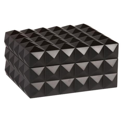 Black Studded Box ,  , large