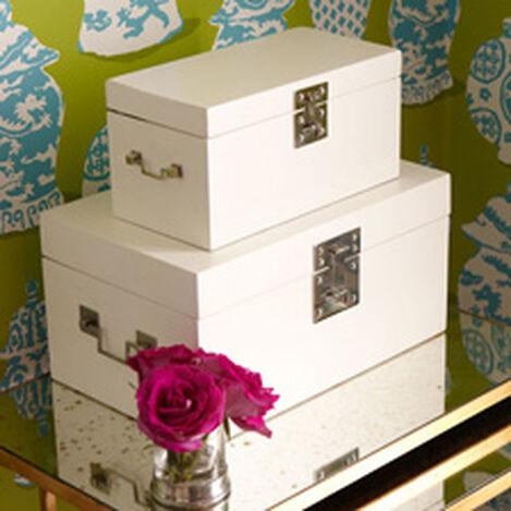Grande boîte cantonaise blanche ,  , hover_image