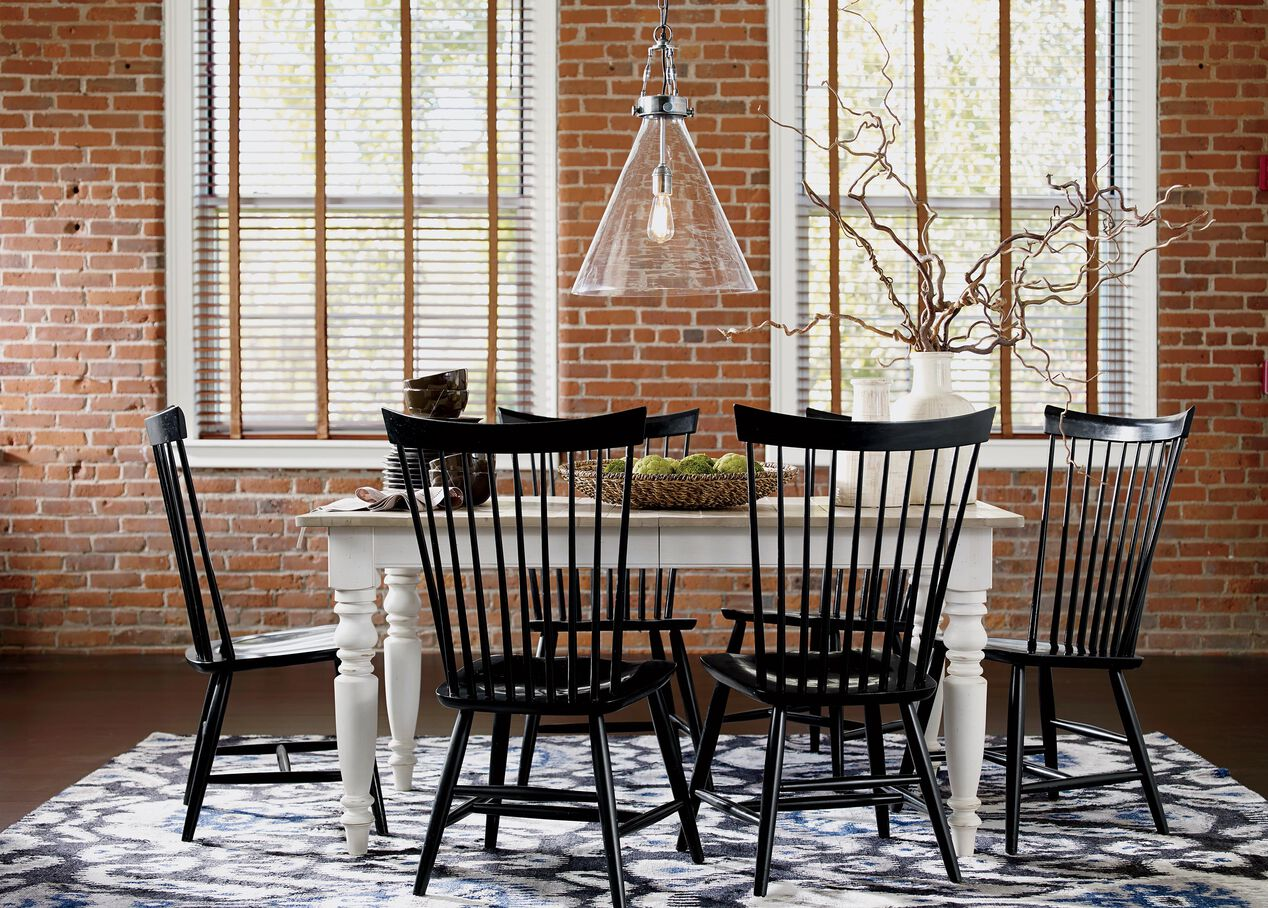 Miller Rustic Dining Table