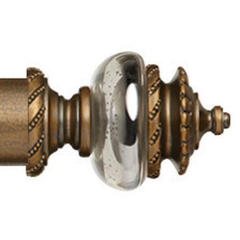 Adelaide Mercury Glass Hardware, Rose Gold ,  , hover_image