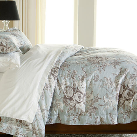Loxley Floral Duvet Cover ,  , large