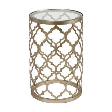 Table d'appoint Tracery ,  , large