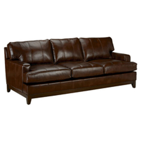 Arcata Leather Sofa, Quick Ship ,  , hover_image