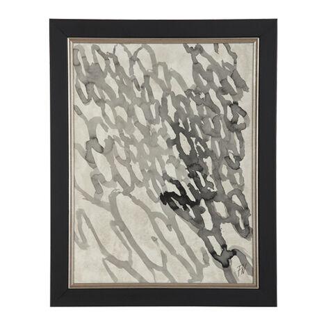 Black and White Graphic VI ,  , large