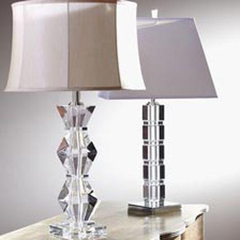 Lampe de Table Blocs de Cristal ,  , hover_image