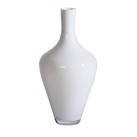 Medium Milk Glass Vase ,  , large