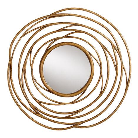 Spiral Twig Mirror ,  , large