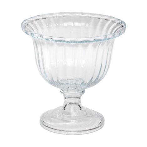 Optic Glass Bowl ,  , large