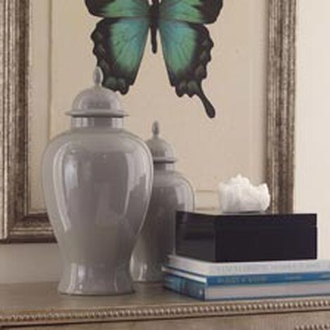 Large Gray Temple Jar ,  , hover_image