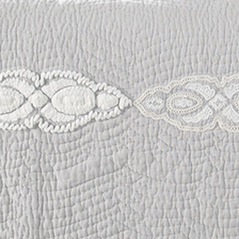 Giorgina Embroidered Quilt and Shams ,  , hover_image