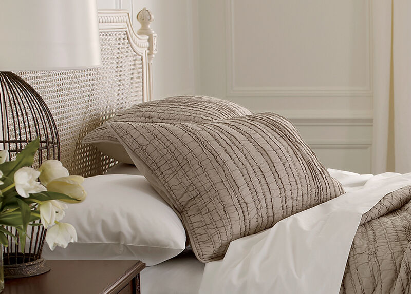 Josette Voile Quilted Sham ,  , large_gray