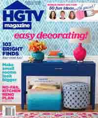HGTV Magazine May 2015