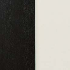 Tuxedo Black/Ascot (797): Black paint, medium sheen paired with white lacquer.