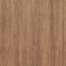 Hazel Park (563): Medium cool walnut-toned stain, lightly distressed, burnished edges; some pieces include ash burl drawer fronts with a lighter finish.