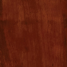 Viola (390): Warm brown stain, glazed, lightly distressed.