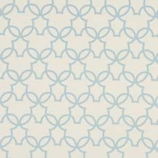 Linked Ice Blue (D2680), cotton print