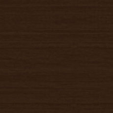 Pekoe (365): Cool deep brown mocha stain, medium sheen.