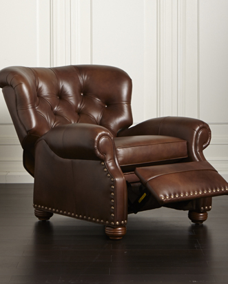 Leather Recliners & Chairs