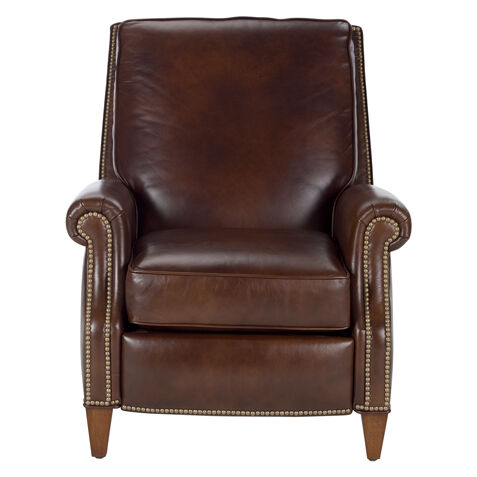 Colburn Leather Recliner Omni/Brown   large  sc 1 st  Ethan Allen & Recliners | Ethan Allen Canada islam-shia.org