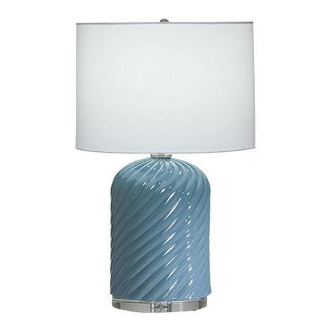 Quinn Ceramic Table Lamp ,  , large