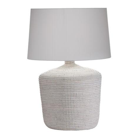 Seneca Woven Table Lamp ,  , large