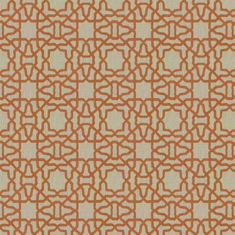 Mazy Copper Fabric ,  , large