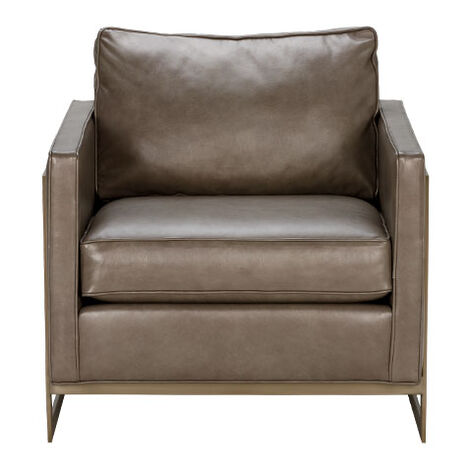 Harley Leather Lounge Chair Product Tile Image 717831