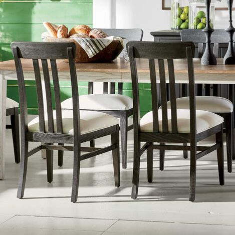 Haddam Slat-Back Dining Side Chair Product Tile Hover Image 226300