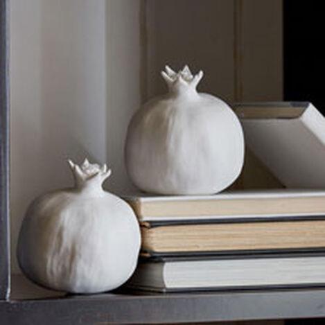 Matte White Pomegranate Product Tile Hover Image 431720