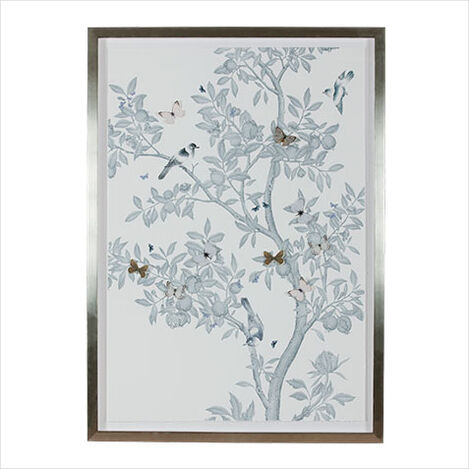 Large Tree with Butterflies ,  , large