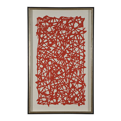 Tangerine Paper Art ,  , large