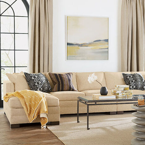Astor Four-Piece Sectional with Chaise Product Tile Hover Image 202459G4