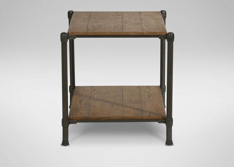 Trekker End Table ,  , large_gray