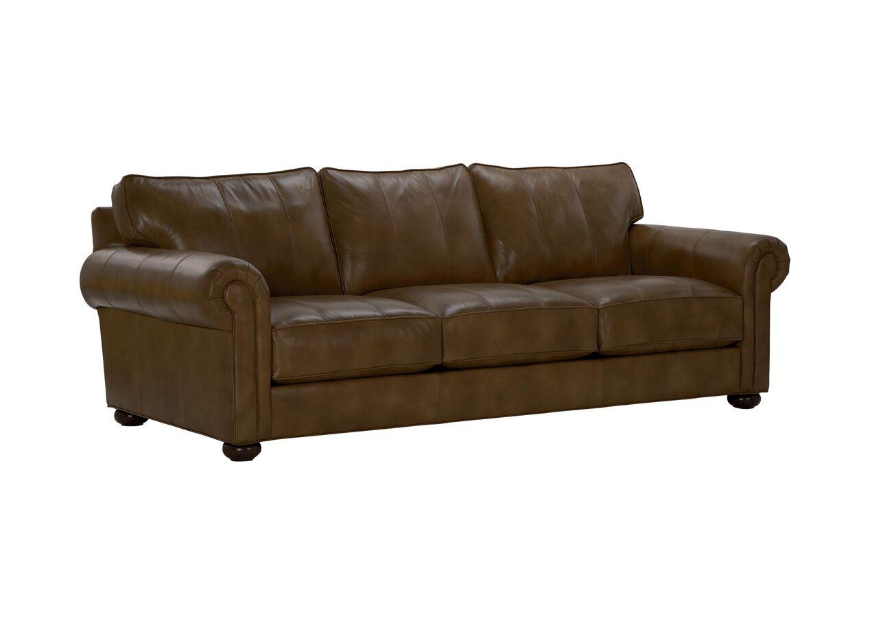 Richmond Leather Sofa Sofas Loveseats