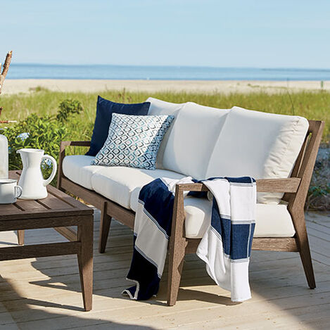 Bridgewater Cove Teak Sofa Product Tile Hover Image 404020