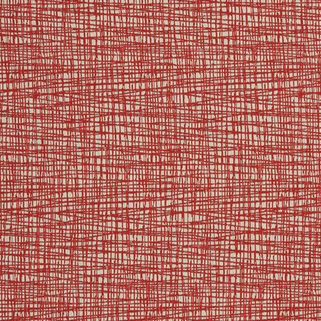 Grid Mickey's Shorts Red Fabric ,  , large