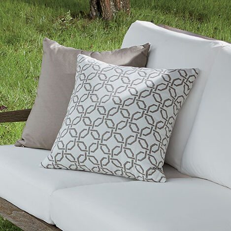 Lyle Gray Outdoor Pillow Product Tile Hover Image 408111 P4555