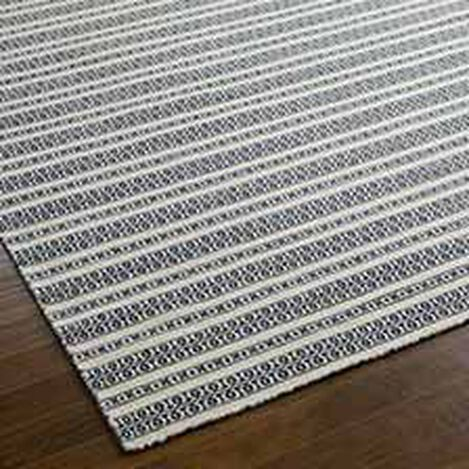 Woven Symmetry Rug, Cream/Navy ,  , hover_image
