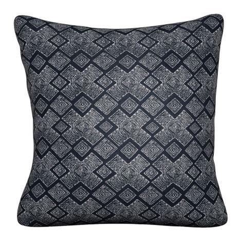 Distin Navy Outdoor Pillow ,  , large