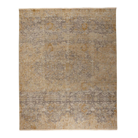 Oslo Rug, Gold/Grey Product Tile Image 041687