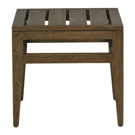 Bridgewater Cove Teak Side Table Product Tile Image 404110   790