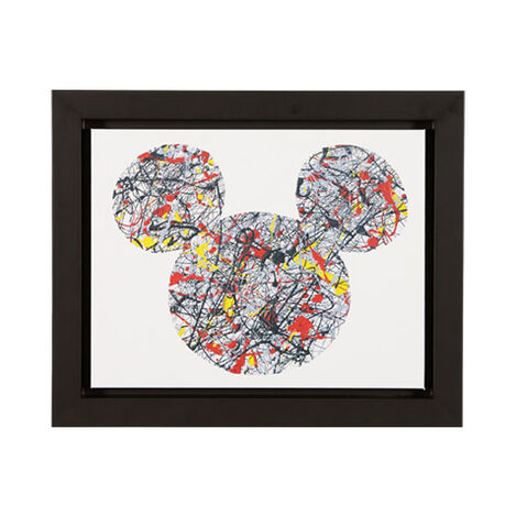 Drip Paint Mickey ,  , large