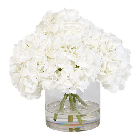 White Hydrangea Watergarden Product Tile Image 446375A